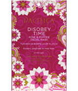 Pacifica Disobey Time Rose & Peptide Mask