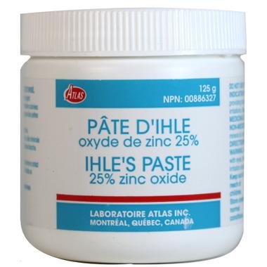 Atlas Ihle\'s Paste 25% Zinc Oxide