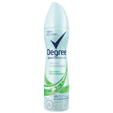 Degree Women Daisy Fresh Dry Spray Antiperspirant