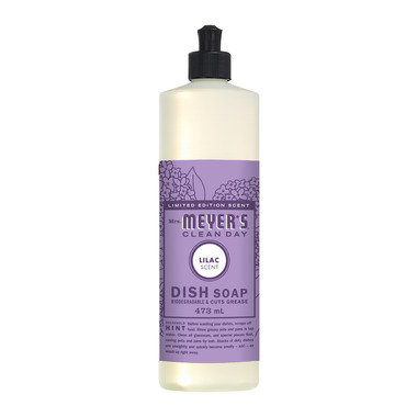 Mrs. Meyer\'s Clean Day Dish Soap Lilac