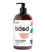 basd Body Lotion Invigorating Mint