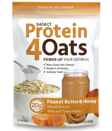 PEScience Protein 4Oats Peanut Butter Honey