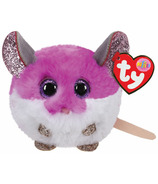Ty Puffies Colby The Purple Mouse