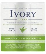 Ivory Soap with Aloe