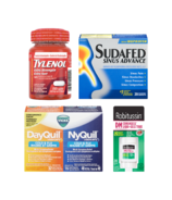 Cold & Flu Essentials Bundle