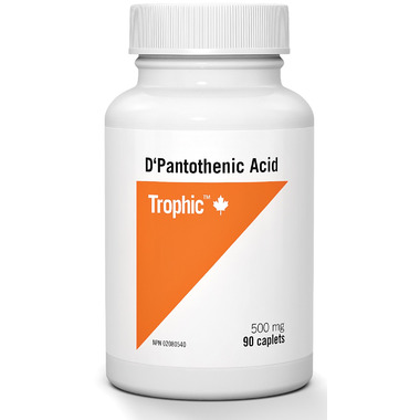Trophic D-Pantothenic Acid Vitamin B-5