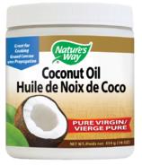 Nature's Way Organic Virgin Coconut Oil