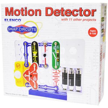 Snap Circuits Motion Detector