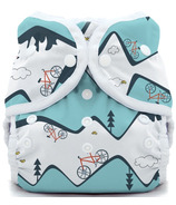 Thirsties Duo Wrap Snap Diaper Mountain Bike