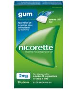 Nicorette Nicotine Gum Extreme Chill 2mg