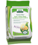 Aleva Naturals Bamboo Baby Nose 'n' Blows Wipes