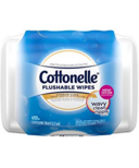 Cottonelle Fresh Care Flushable Cleansing Cloths