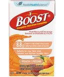Boost Fruit Flavoured Beverage Peach