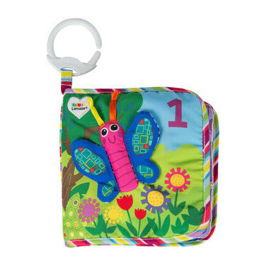 Lamaze Soft Book Counting Animals