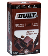 Built Bar Double Chocolate
