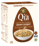 Nature's Path Qi'a Gluten Free Oatmeal Creamy Coconut