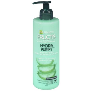 Garnier Fructis Hydra Purify Air Dry Cream