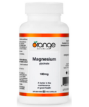 Orange Naturals Magnesium Glycinate