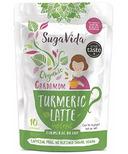 SugaVida Cardamom Instant Organic Turmeric Drink