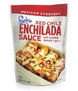 Sauce Enchilada au chili rouge Frontera