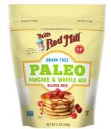 Bob's Red Mill Pancake Paléo & Mélange pour gaufres