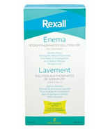 Rexall Enema Twin Pack