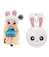 Série de poupées surprise 2 en 1 Na Na Na Alice Hops (Na! Na! Na! Surprise 2 en 1 Pom Doll Glam Series Alice Hops)