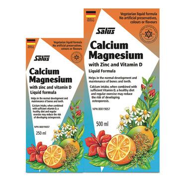 Salus Haus Calcium Magnesium Bonus Pack