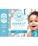 The Honest Company Club Pack Diapers Size 3