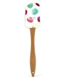 Danesco Bakeware 10 Inch Silicone Spatula Macarons