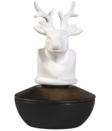 Ellia Porcelain Stag Head Essential Oil Mini Diffuser