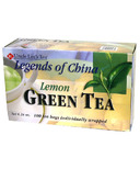 Uncle Lee's Legends of China Lemon Green Tea