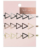 kitsch Triangle Bobby Pins