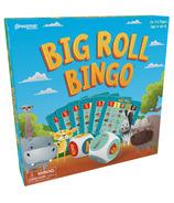 Pressman Big Roll Bingo Safari