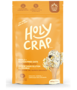 Holy Crap Organic Cereal Maple + Gluten Free Oats Superseed Blend