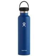 Hydro Flask Standard Mouth with Standard Flex Cap Cobalt