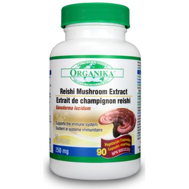 Organika Reishi Mushroom Extract