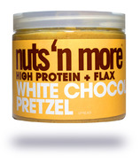 Nuts n More White Chocolate Pretzel High Protein Peanut Butter