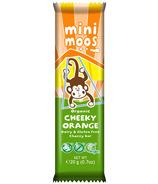 Moo Free Mini Moos Dairy Free Chocolate Bar Orange