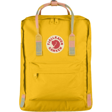 Fjallraven Kanken Backpack Warm Yellow & Blocked