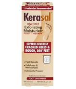 Kerasal One Step Exfoliating Moisturizer Foot Therapy