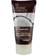 Desert Essence Coconut Hand and Body Lotion