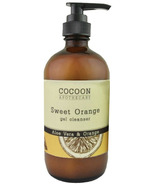 Cocoon Apothecary Sweet Orange Gel Cleanser Large