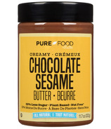 Pure Food by Estee Chocolate Sesame Butter