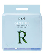 Rael Organic Cotton Cover Pads for Bladder Leaks Moderate