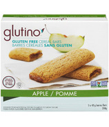 Glutino Gluten Free Breakfast Bars Apple