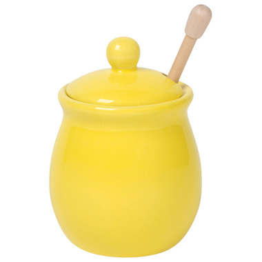 Now Design Honey Pot Lemon