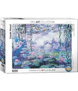 Eurographics Casse-tête Nymphéas de Claude Monet