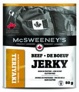 McSweeney's Premium Beef Jerky Teriyaki