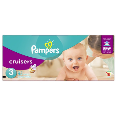 Pampers Cruisers Super Pack